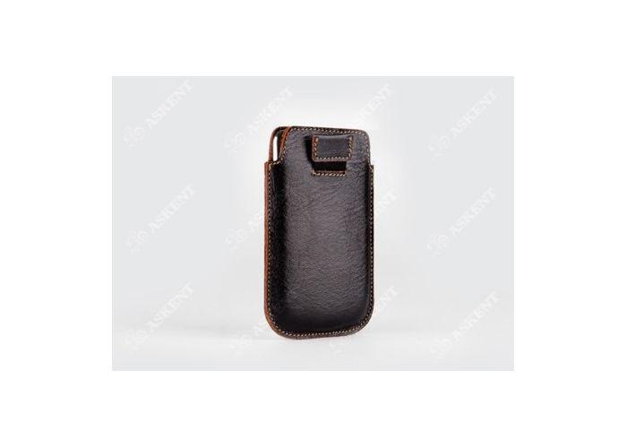 Футляр для телефона из кожи